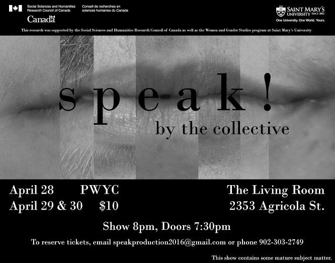Speak By The Collective Tickets