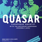 The+Quasar+Quartet+from+Montreal+teams+up+with+the+Upstream+saxophone+Ensemble.
