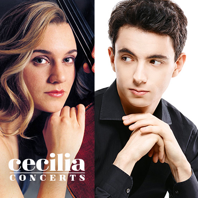 Stéphane Tétreault & Denise Djokic :: Two Cellos Tickets | Lilian