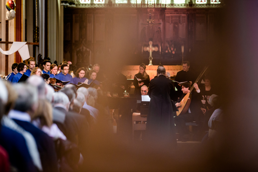 St Matthew Passion by J S  Bach Tickets | Cathedral Church of All