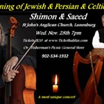 Saeed+%26+Shimon+in+Concert